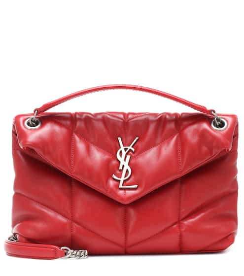 15aa799b200 Loulou Puffer Small shoulder bag | Saint Laurent. Saint Laurent