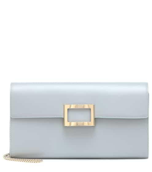 992d839e08 Viv  Envelope leather clutch