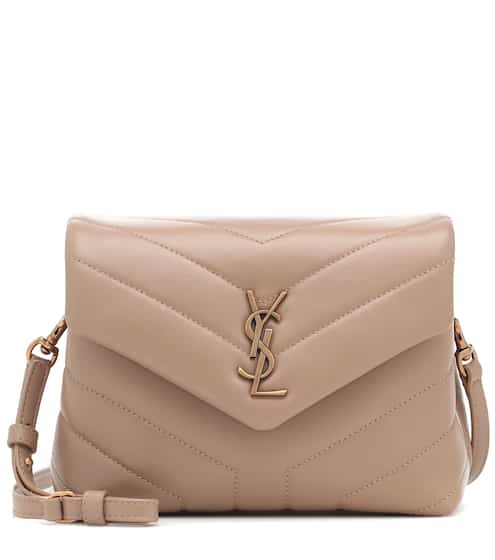 생 로랑 Saint Laurent Toy Loulou leather shoulder bag