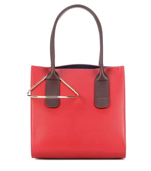 Roksanda Handtasche Mini Weekend aus Leder