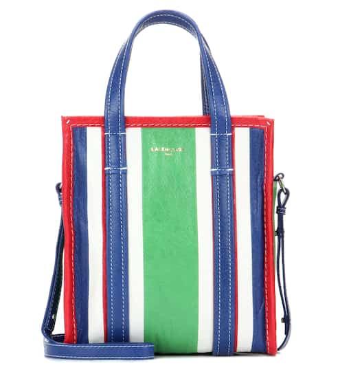 Balenciaga Shopper Bazar XS aus Leder