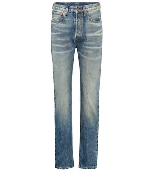 Gucci Jeans mit Verzierung
