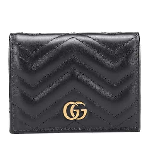 구찌 Gucci GG Marmont leather wallet