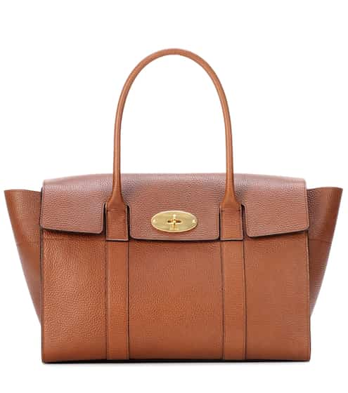 Mulberry Tote New Bayswater aus Leder