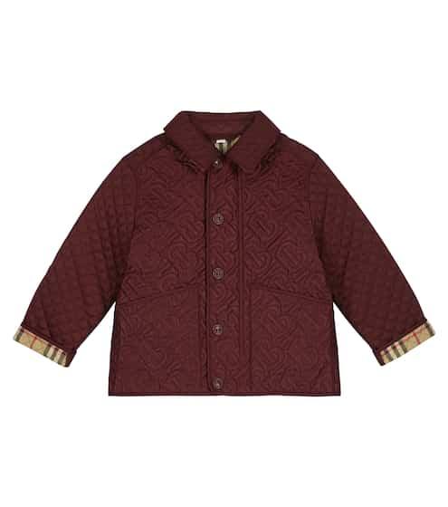 버버리 키즈 테크니컬 자켓 Burberry Technical jacket