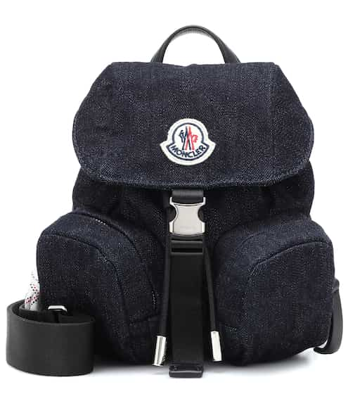 몽클레어 Moncler Dauphine Mini denim backpack