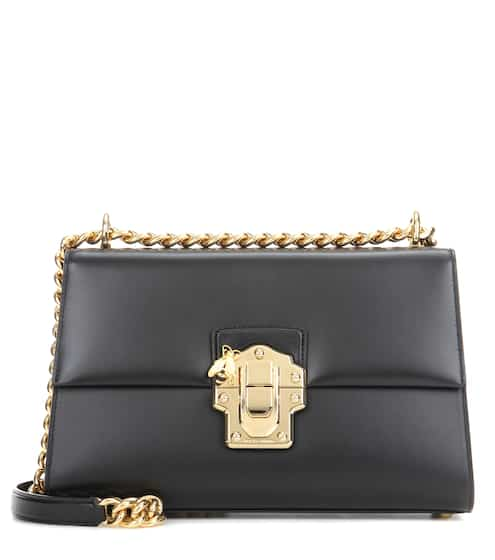 Dolce & Gabbana Ledertasche Lucia Medium