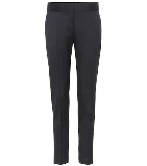 Stella McCartney Vivian wool trousers