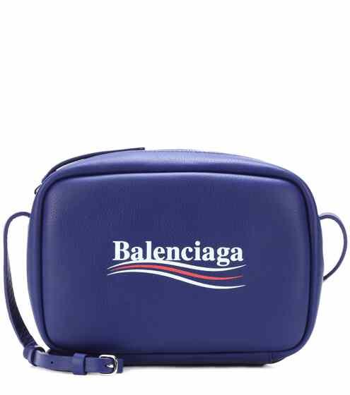 Everyday Leather Crossbody Bag Balenciaga