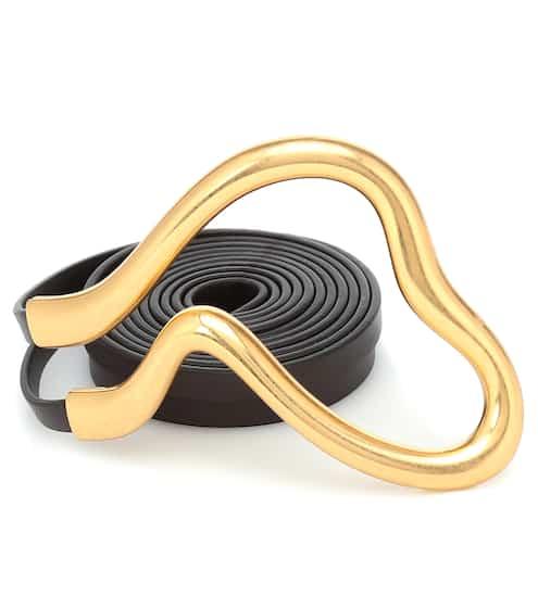 보테가 베네타 가죽 벨트 Bottega Veneta Leather belt