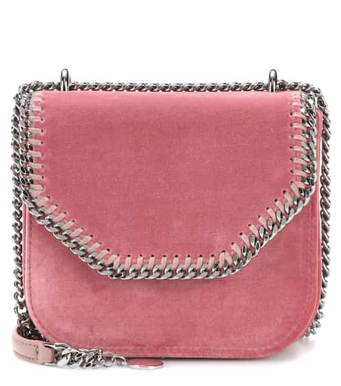 Stella McCartney Schultertasche Falabella Box Mini