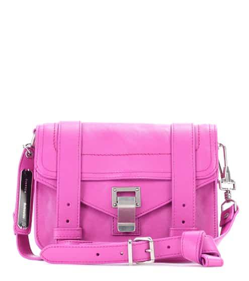 Proenza Schouler Crossbody-Tasche PS1 Mini aus Leder