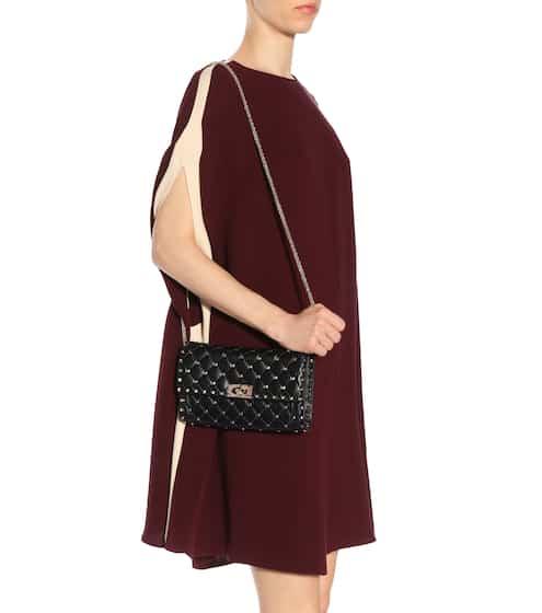 Valentino Garavani Rockstud Spike leather shoulder bag | Valentino