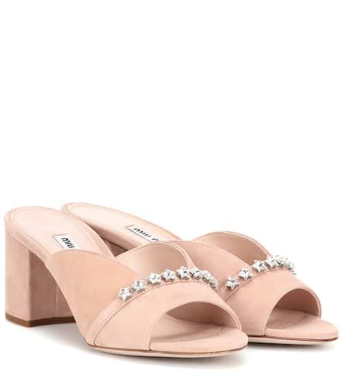 aa1565f272a Miu Miu - Designer Shoes for Women