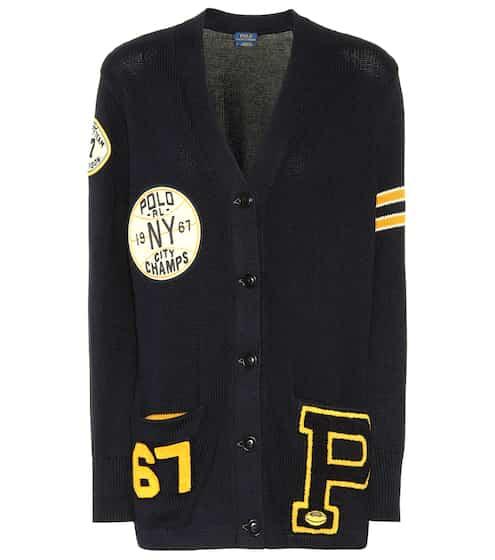 Polo Ralph Lauren Cardigan aus Baumwolle