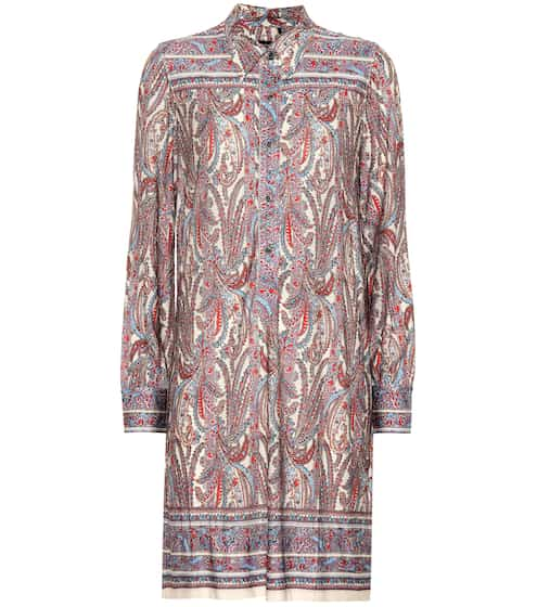 이자벨 마랑 Isabel Marant Wilena stretch jersey shirt dress