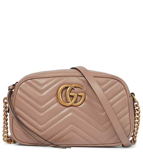 241f3679094 GG Marmont leather crossbody bag