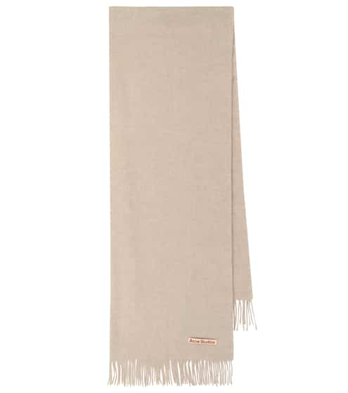 아크네 스튜디오 Acne Studios Canada New wool scarf