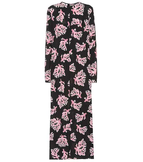 Printed midi dress by Marni, available on mytheresa.com for EUR759 Kylie Jenner Dress SIMILAR PRODUCT