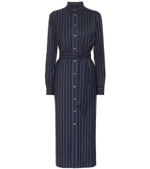 5b490c99b7 Abito gessato in lana stretch   Polo Ralph Lauren