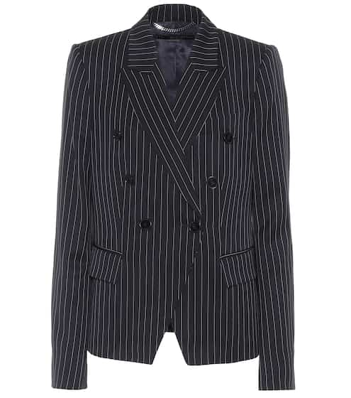 Stella McCartney Blazer mit Wollanteil