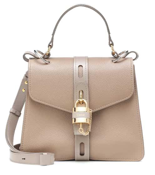 52bcc26e00867 Aby Medium leather shoulder bag | Chloé. Chloé