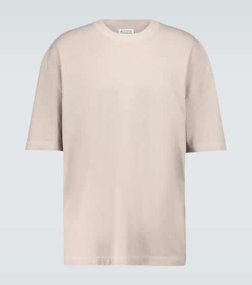 메종 마르지엘라 Maison Margiela Oversized cotton T-shirt