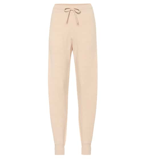 끌로에 Chloe Cashmere trackpants
