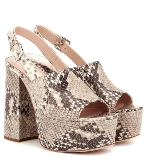 07e53a2ded8 Miu Miu - Designer Shoes for Women