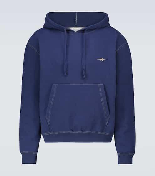PHIPPS Classic logo hooded sweatshirt
