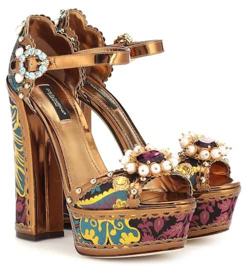 d81400a64 Keira embellished platform sandals