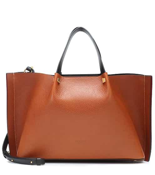 Valentino Garavani Go Logo Escape Medium leather shopper  9726d74055778