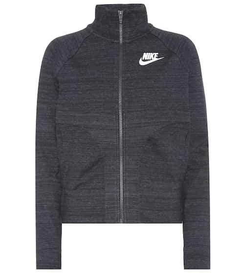 Nike Jacke mit Baumwollanteil