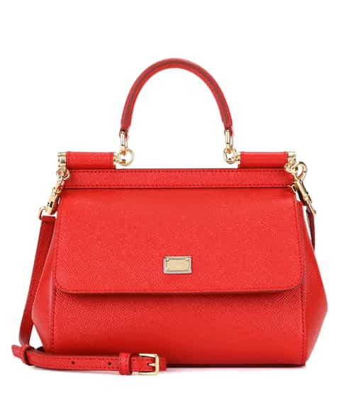Shoulder Bag for Women, Red, Leather, 2017, one size Dolce & Gabbana