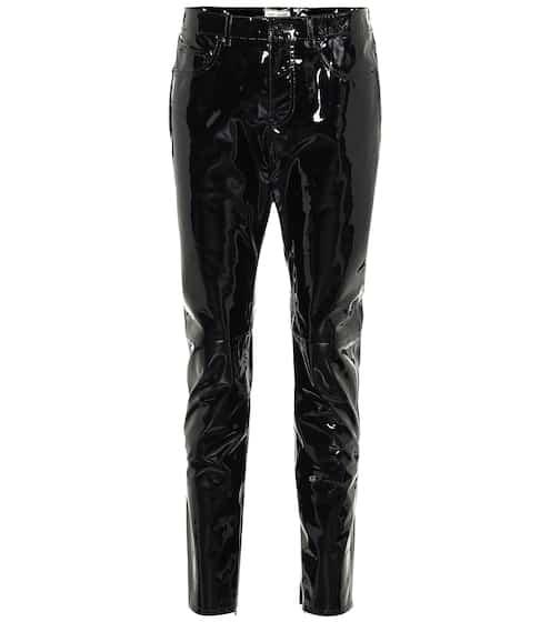 super popular 17d48 0541a Pantaloni di Pelle | Pantaloni Donna su Mytheresa