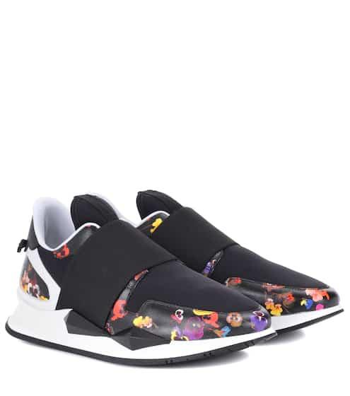 Givenchy Sneakers Elastic Runner aus Leder