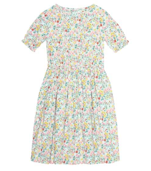 봉쁘앙 걸즈 라나 플로럴 원피스 Bonpoint Lana floral cotton dress