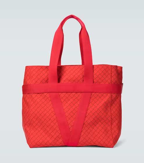 보테가 베네타 Bottega Veneta Intrecciato rubber tote bag