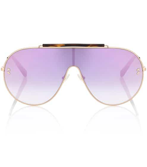 Stella McCartney Sonnenbrille im Aviator-Stil