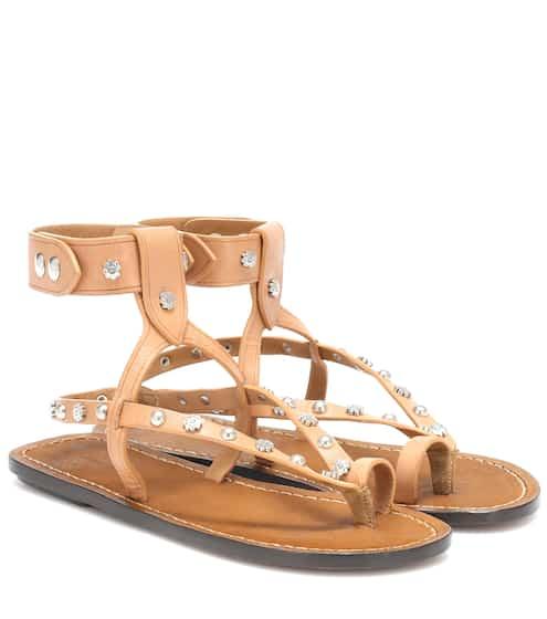 1b0173e1b Engo embellished leather sandals