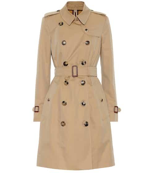 버버리 트렌치 코트 Burberry The Chelsea cotton trench coat