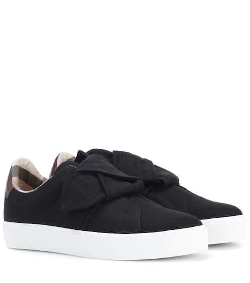 Burberry Slip-ons Westford Knot