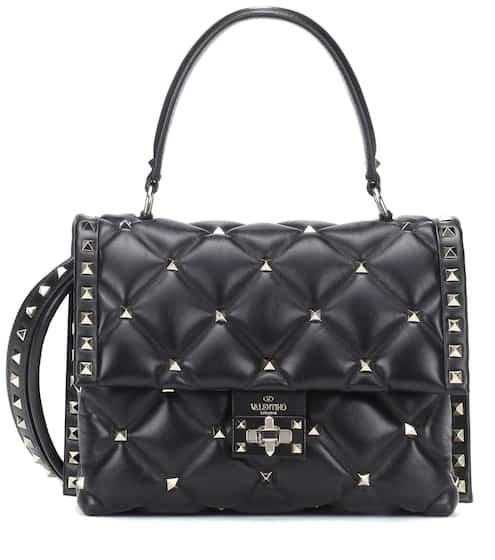 Valentino Garavani Candystud Shoulder Bag