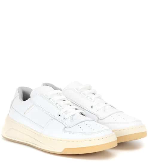 separation shoes ad41e 338fe Sneakers Steffey aus Leder   Acne Studios