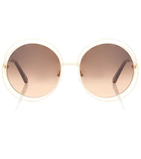 Chloé Sonnenbrille Carlina