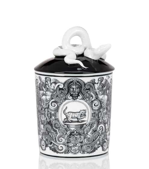 구찌 푸무스 고양이 캣 향초 캔들 Gucci Fumus Cat scented candle