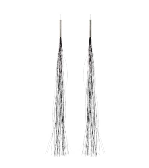 Helmut Lang Horse Hair 2004 earrings y5ZZ2eQ6o