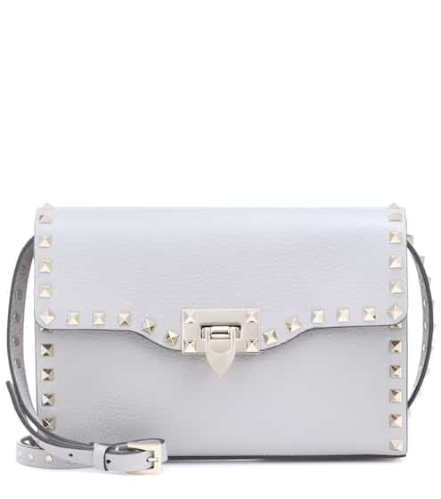 901538f596 Valentino Garavani Rockstud Small leather shoulder bag | Valentino.  Valentino