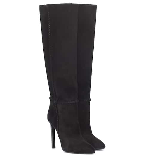 2c24825f79d Mica 105 suede knee-high boots