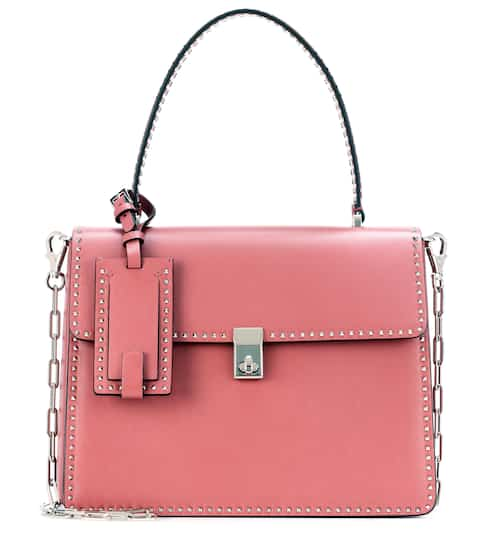 Valentino Valentino Garavani leather handbag and more. Only the BEST for you!